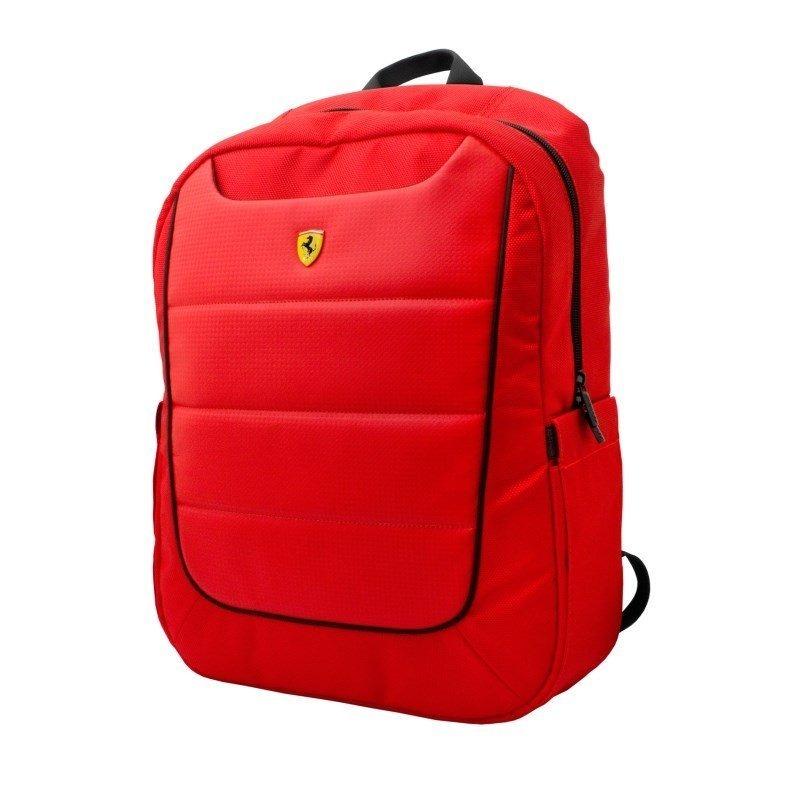 8463a4dcc Mochila Ferrari Nova Escuderia - Backpack - Vermelha - R$ 199,00 em ...