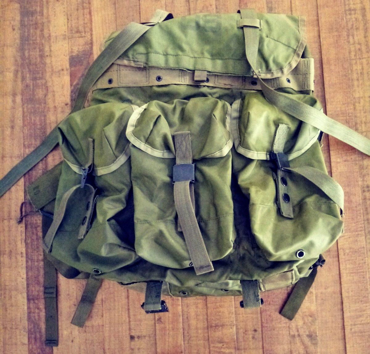 mochila field pack lc-1 combate. Carregando zoom. 7274143081bf