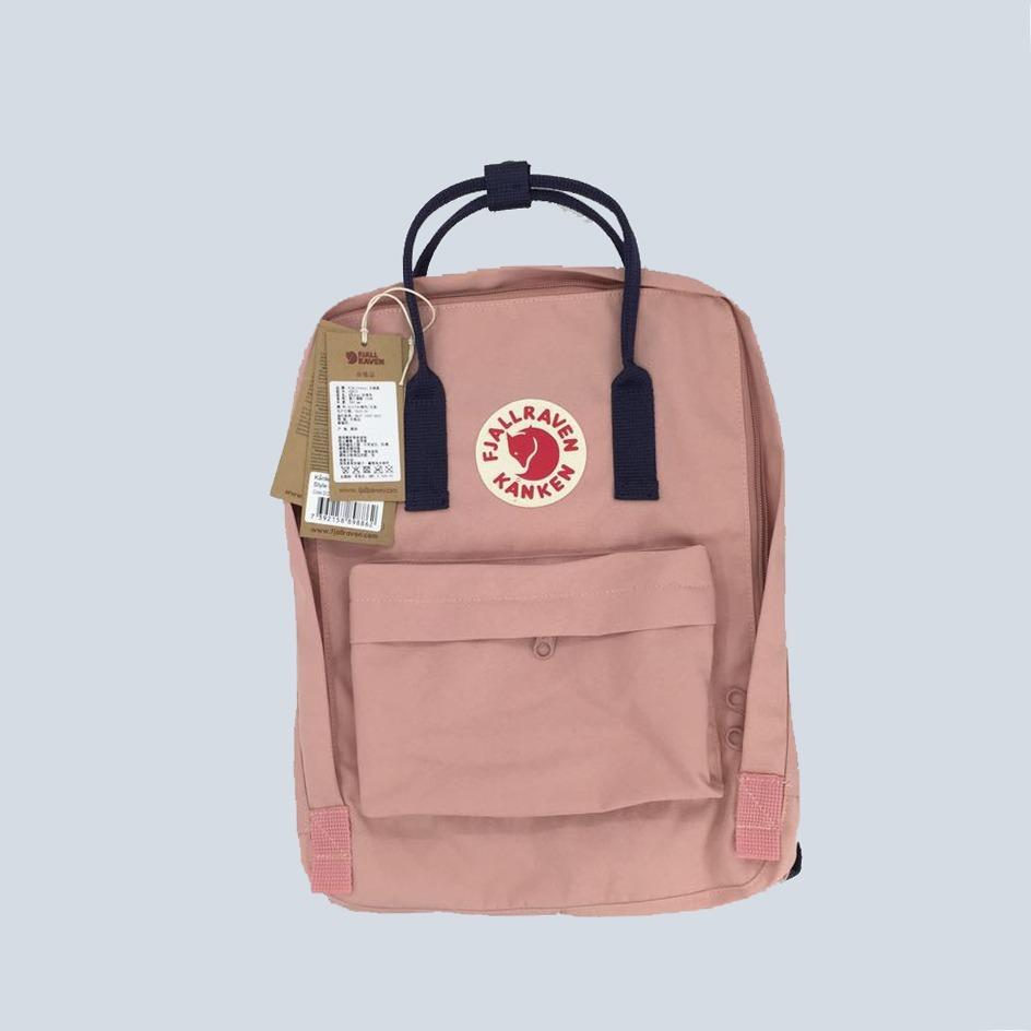 e6e746ec2 Mochila Fjallraven Kanken - 16 Lts Pink - Royal Blue - $ 3.160,00 en ...