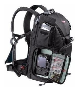 mochila fotográfica casy para dslr canon-nikon-sony 8805