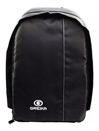 mochila fotográfica greika zy501 para câmera e acessórios
