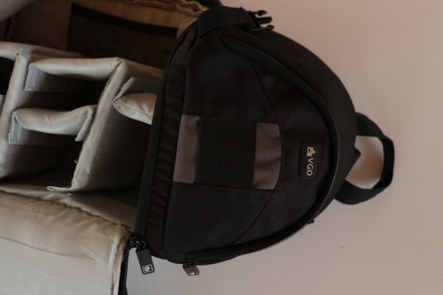 mochila fotográfica vgo