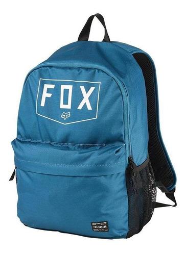 mochila fox legacy azul