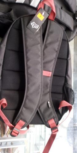 mochila fox roja originallegacy backpack