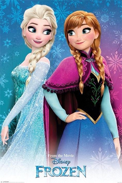 Imagen De Elsa Y Anna De Frozen Hylenmaddawardscom