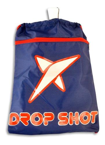 mochila funda paleta padel drop shot club