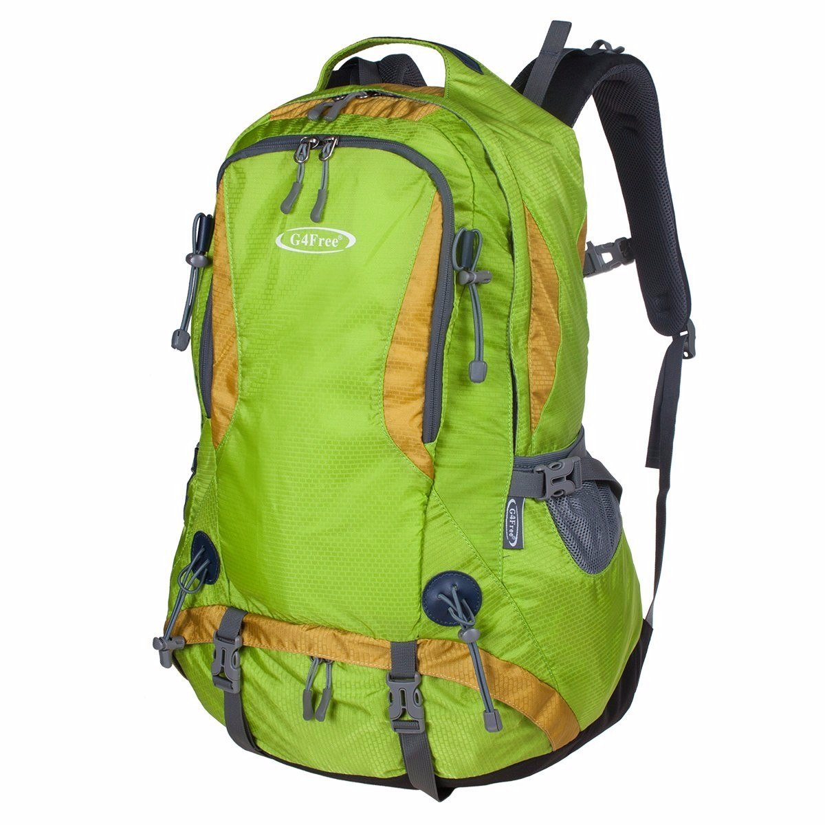 cadb2a2c6e mochila g4free 50l outdoor backpack camping climbing hiking. Cargando zoom.