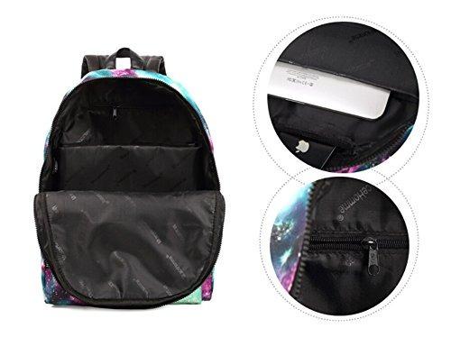 mochila galaxy trendymax linda la escuela | 16 x12 x6 | tien