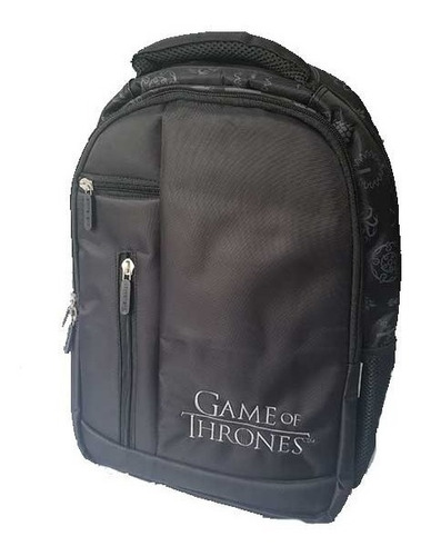 mochila game of thrones - statement