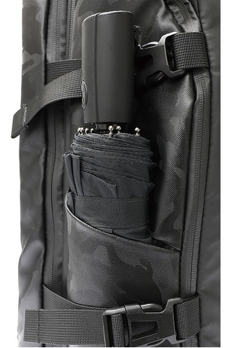 mochila gamer thunder x3 b17 negro camuflaje extendible