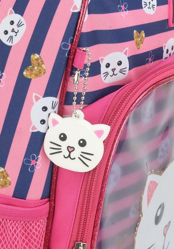 mochila gatinho cat up4you  g-33091