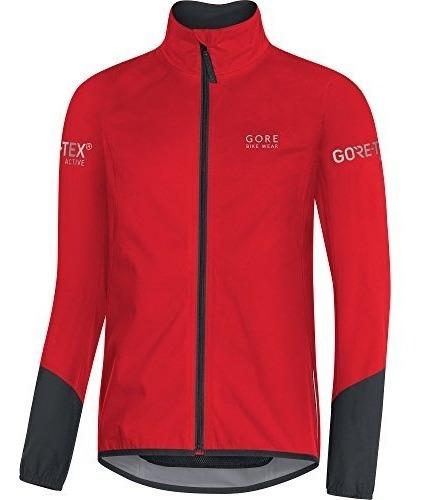 mochila gore bike wear men's cycling jacket, gore-tex active