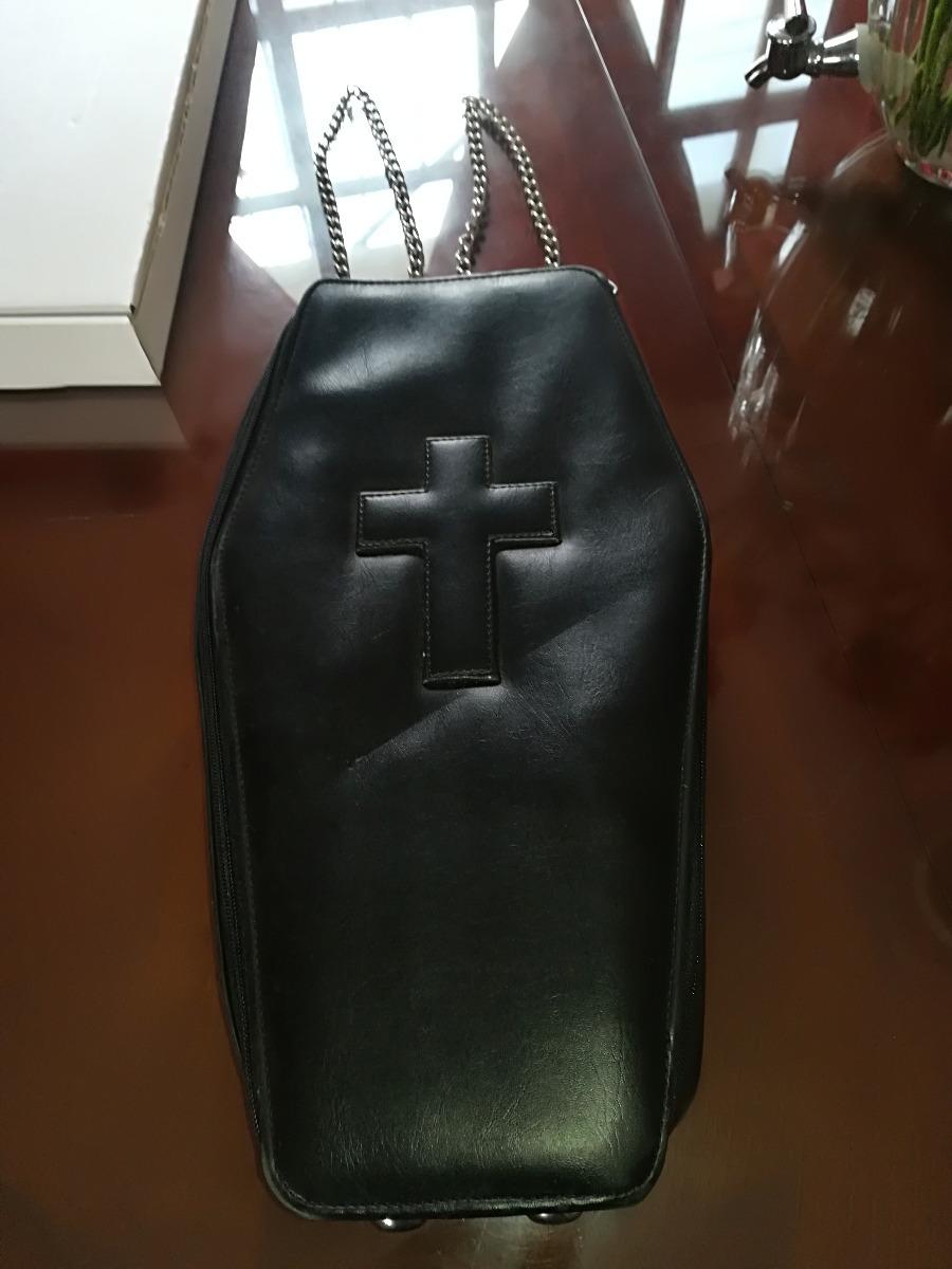 Gotica Forma Ataud Mochila Gotico De Inglesa 850 90´s Dark 00 q5dgagAn