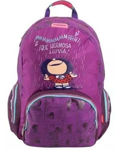 mochila grande mafalda ma63073-u