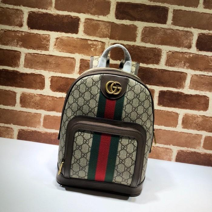 d5f73a72c Mochila Gucci Ophidia Gg Pequena - Importada Prota Entrega - R ...