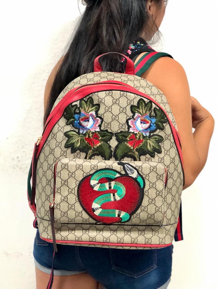 76266c19b Mochila Gucci Para Dama, Envio Gratis. - $ 800.00 en Mercado Libre