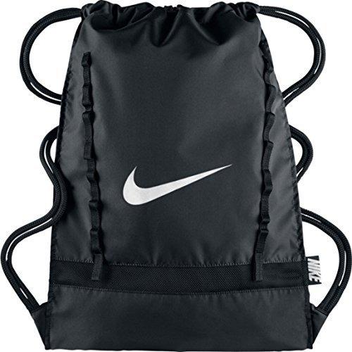 Con Nike Firma Gymsack Mochila 7negro Brasilia Clásico qMzpSUVGjL