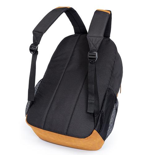 mochila hang loose smooth original 18 l preta resistente