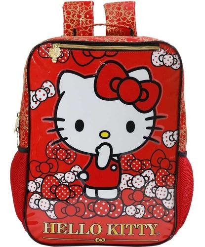 mochila hello kitty g - 7852