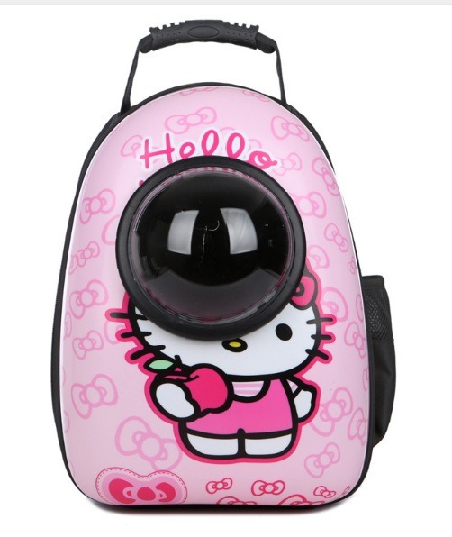 9d8c704fe4af Mochila Hello Kitty Transportar Llevar Gato Mascota Bolsa - S  99