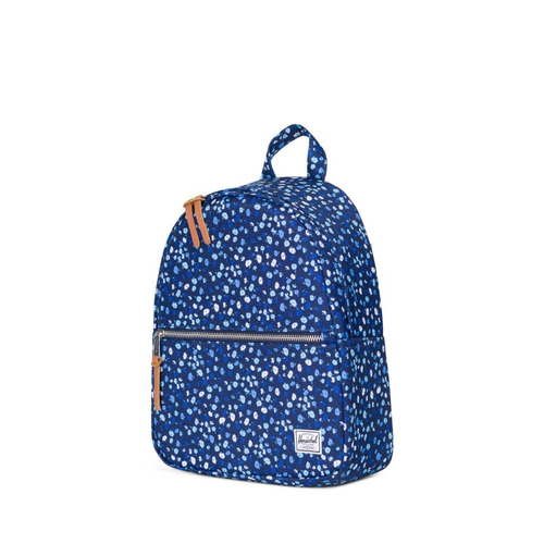 mochila herschel supply co. town x small peacot mini floral