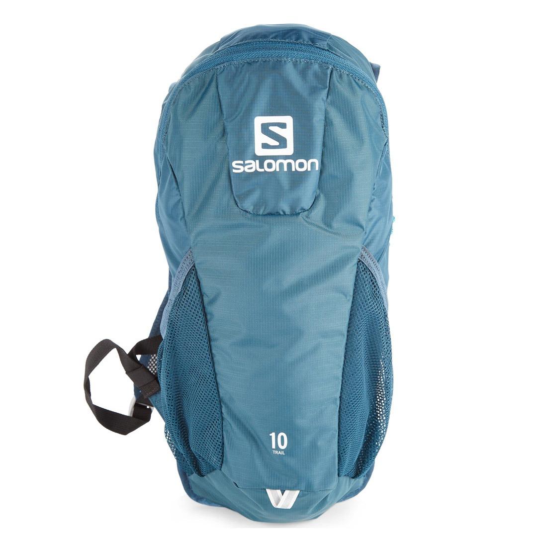 83eecabc031 mochila hidratación backpack correr trail 10 verde salomon. Cargando zoom.