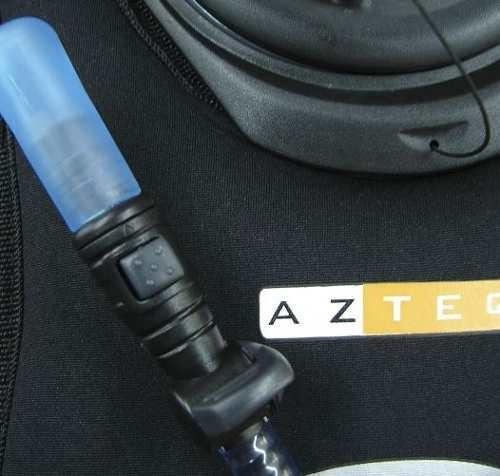 mochila hidratación cyclon azteq ntk 2 lts tapa de 12cms