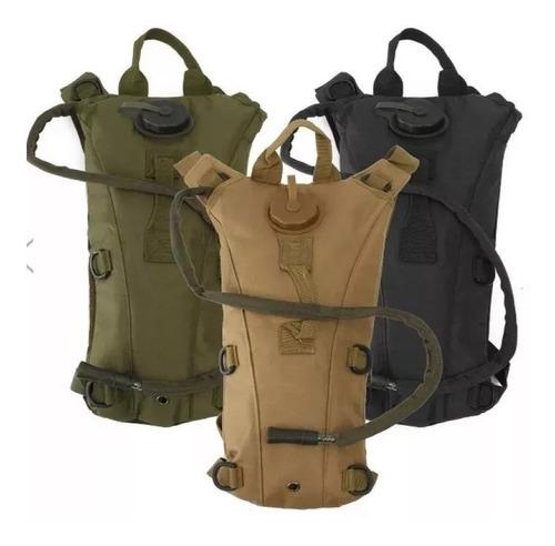 mochila hidratacion tactica militar camelback / en oferta