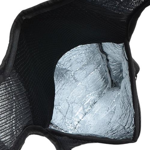 mochila hidratação c/ bolsa d`água bike 2 litros camelback