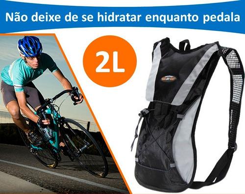 mochila hidratação ciclismo sport