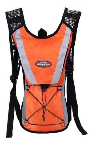 mochila hidratadora nanfeng running ciclismo agua mvd sport