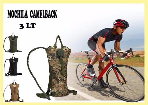 mochila hidratante camelback 3 litros