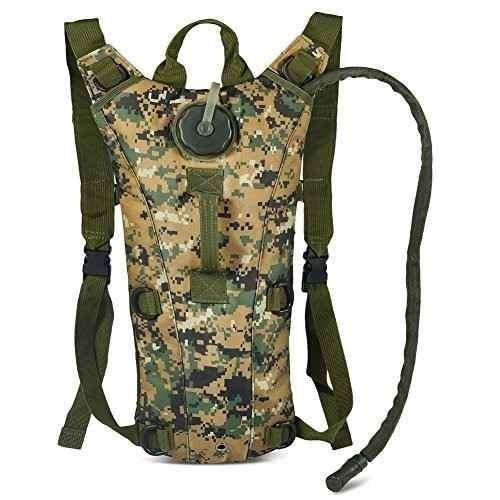 mochila hidratante camelback de 3 litros para deportistas