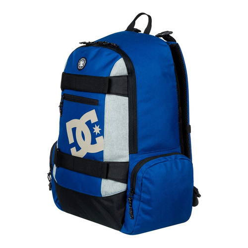 mochila hombre backpack the breed edybp03135-byb0 dc shoes