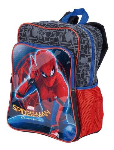 mochila  homem aranha / spider man sestini g - 65062