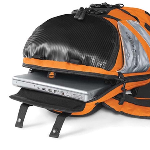 mochila icon moto  squad ii backpack mil spec orange