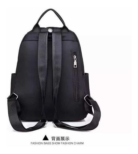 mochila impermeable mujer importada premiun