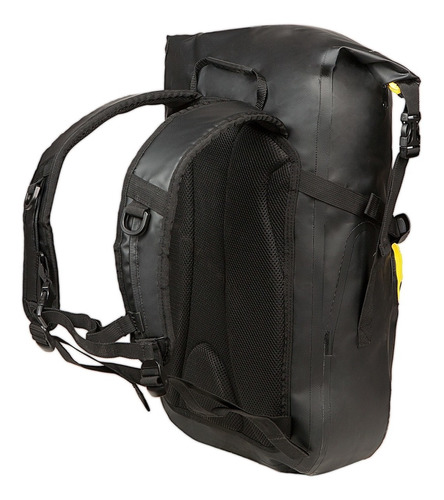 mochila impermeable náutica estanco waterdog wme30 30lt moto