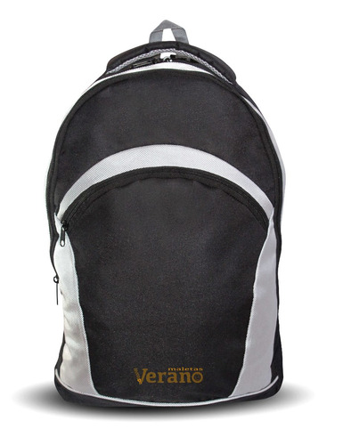 mochila impermeable para laptop 15.6'   con 3 compartimentos