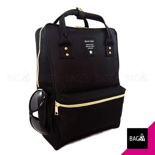 mochila importada estilo kanken hombre mujer manijas . bagsy