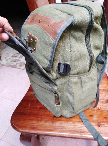 mochila importada todo uso