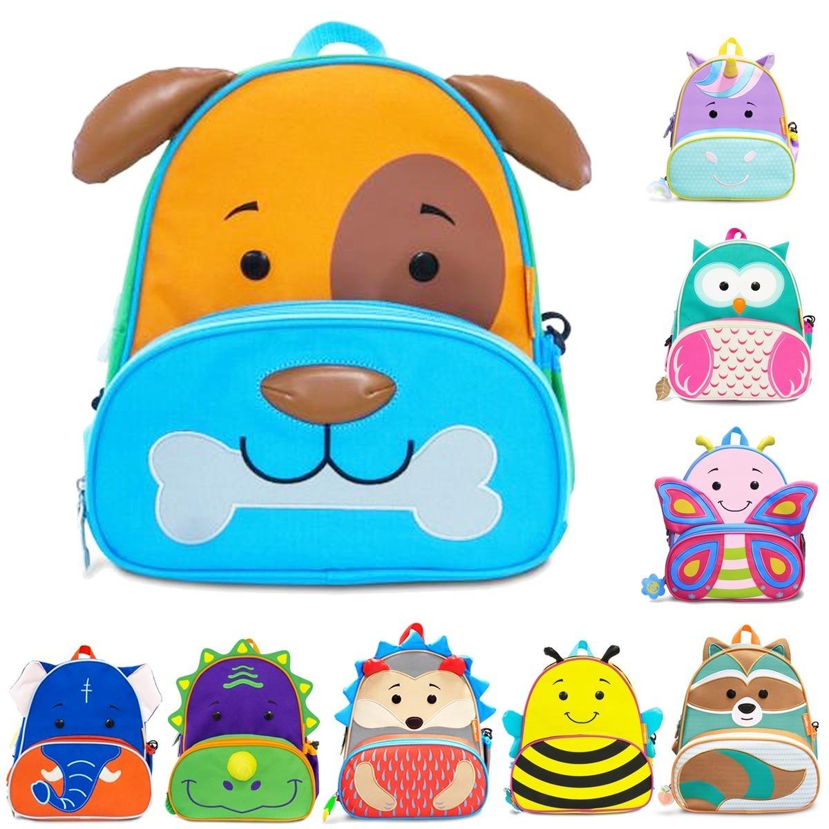 a5586156c mochila infantil animal clio bichinho escola creche cachorro. Carregando  zoom.