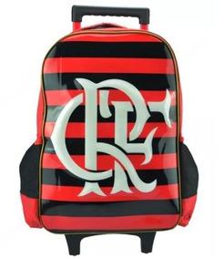 6de06fa2b Apontador Do Flamengo - Mochilas Escolares Vermelho no Mercado Livre Brasil