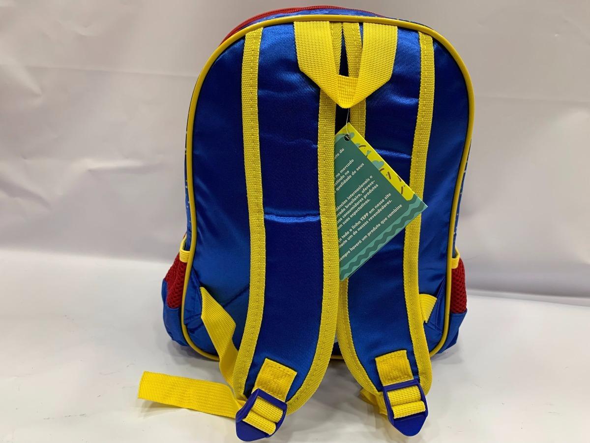 e99ce24f1 mochila infantil escolar de costas os incriveis m 2019. Carregando zoom.