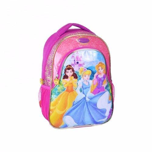 41dcf1e7d Mochila Infantil Feminina De Costas Beloved Princesas Disney - R$ 34,20 em  Mercado Livre