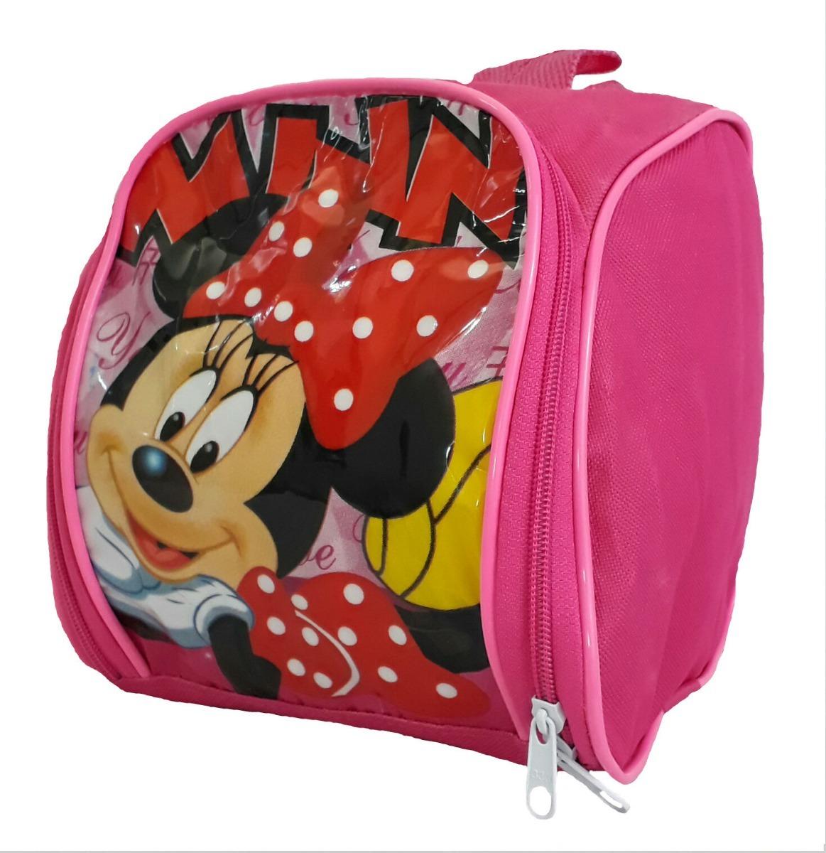 f02fcb4bf mochila infantil feminina minie com rodinhas barata escolar. Carregando zoom .