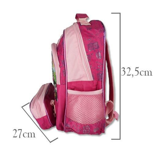 mochila infantil menina menor personalizada frete grátis