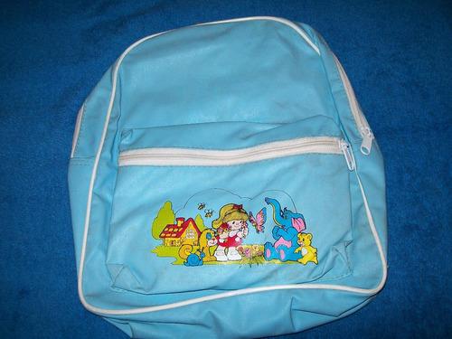 mochila infantil para niña