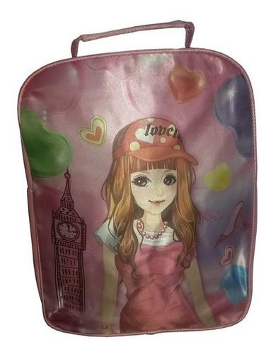 mochila infantil para niña - escuela - jardín