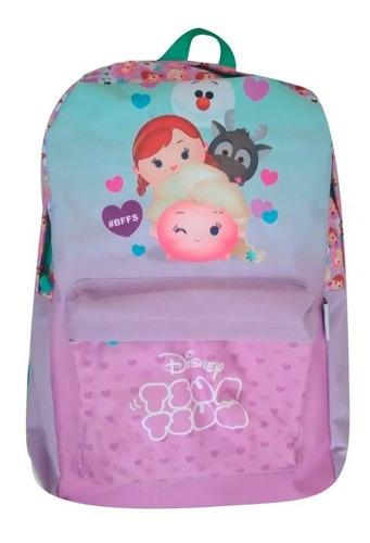 mochila infantil pequeños disney tsum 17
